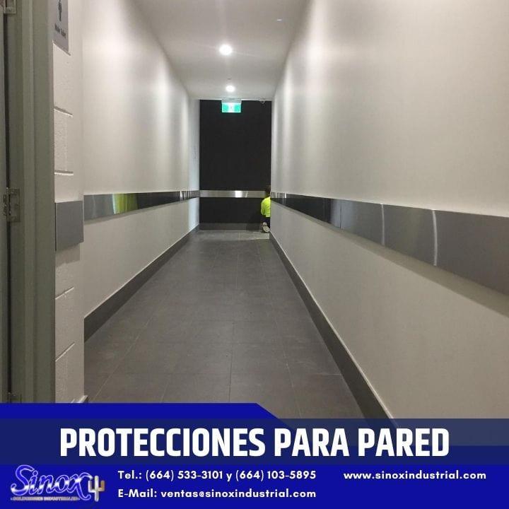 Producto Protecciones Para Pared En Acero Inoxidable