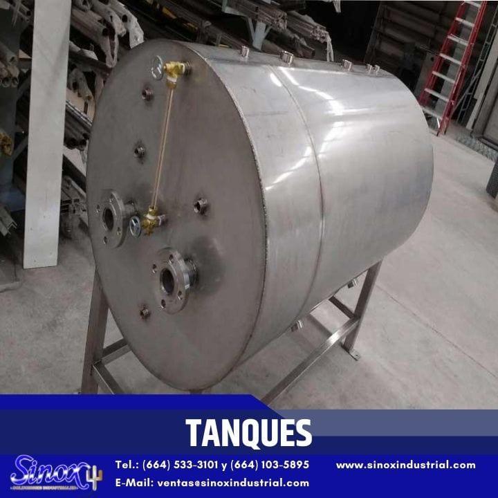 Producto Tanques Fabricados En Acero Inoxidable