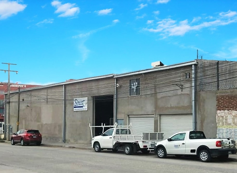 Sinox Industrial Exterior Recortada