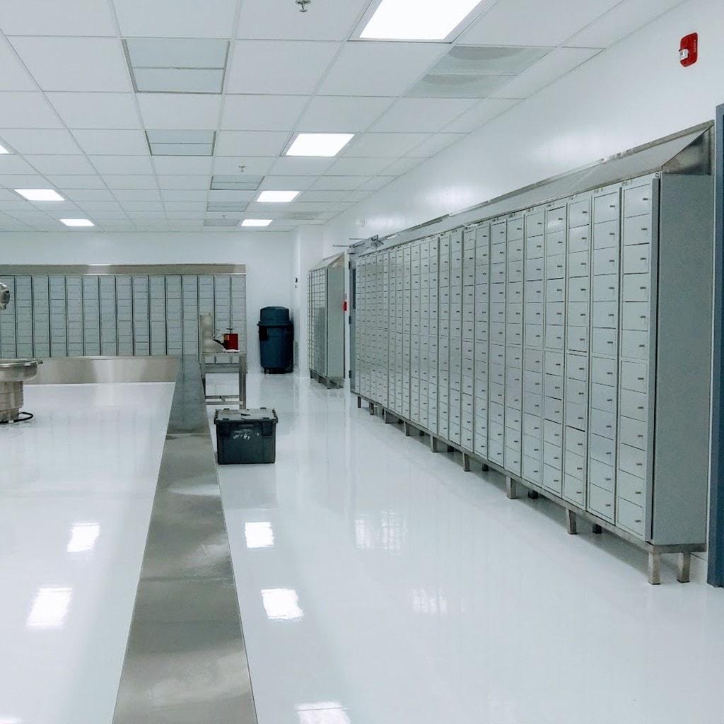 Lockers De Acero Inoxidable Sinox Industrial